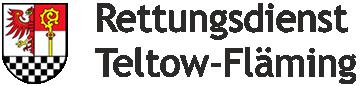 Logo_Rettungsdienst Teltow-Fläming