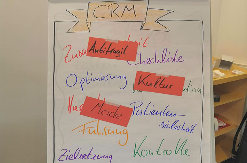 CRM-Simulationsschulung