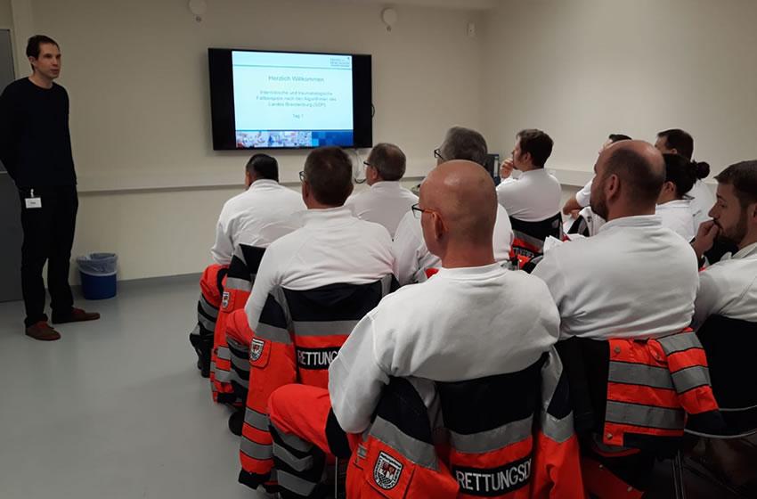 Fortbildungsreihe in Kooperation mit dem EvB Potsdam