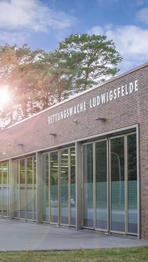 Lehrrettungswache Ludwigsfelde