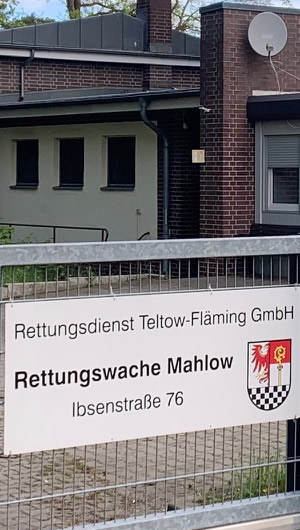 Rettungswache Mahlow