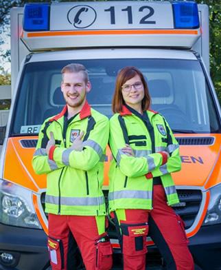 Rettungswachenpraktikum für Rettungssanitäter*innen