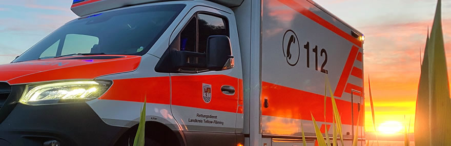 Rettungsdienst & Feuerwehr
